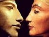 Ikhnaton-Nefertiti