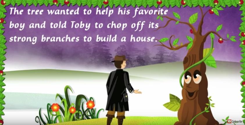 Tobyand the tree