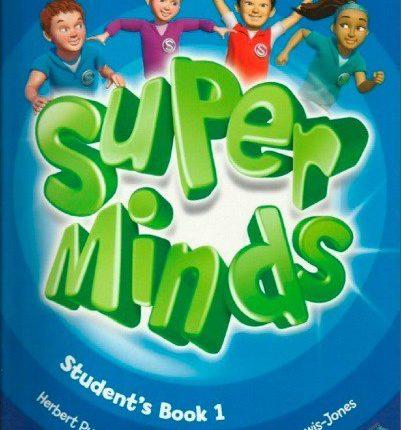 Super Mind 1 to learn English online كورس