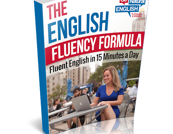 Fluent English in 15 minutes a day