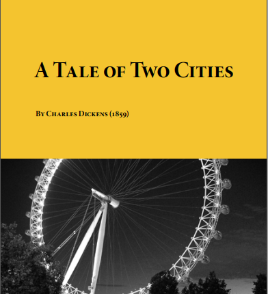 A Tale of Two Cities by Charles Dickens free download